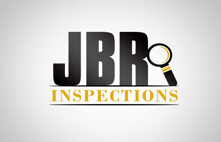 Hotspot Creative Solutions | JBR Inspections Logo. We Aimed For A Solid,  Dependable Look With This Home Inspector Logo, Choosing Classic Typefaces U2026