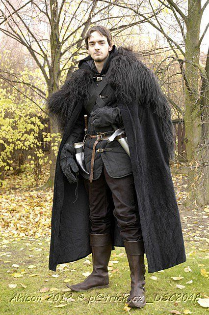 jon smow costume | Jon Snow Cosplay Jon snow cosplay by girdamin