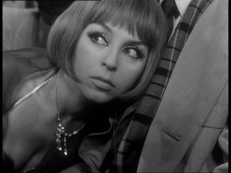 Kalina Jędrusik - actress with boiling sex appeal, Polish sex symbol of the 60's.