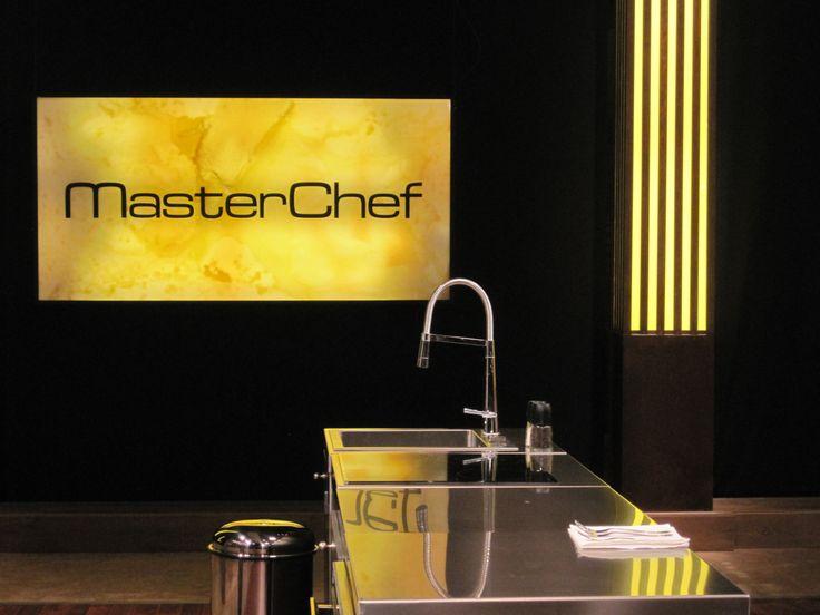 Masterchef italia 2011Scenografia Giuseppe Tabacco