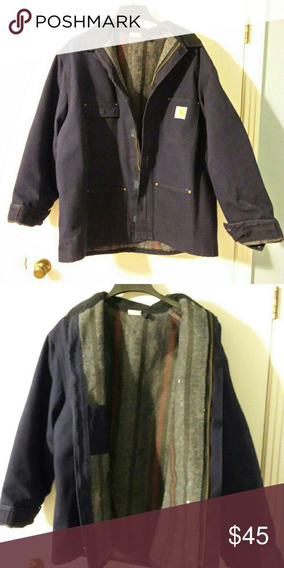 Men's Carhartt  coat Very nice / warm  men's Carhartt coat excellent condition Carhartt Jackets & Coats Military & Field