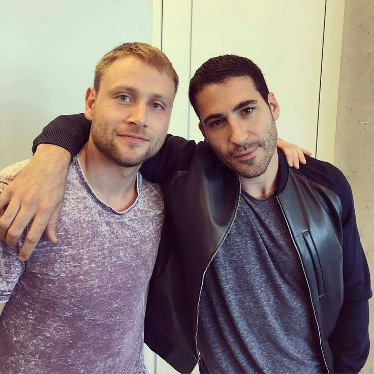 Two friend's from Sense8  ..  who is it?