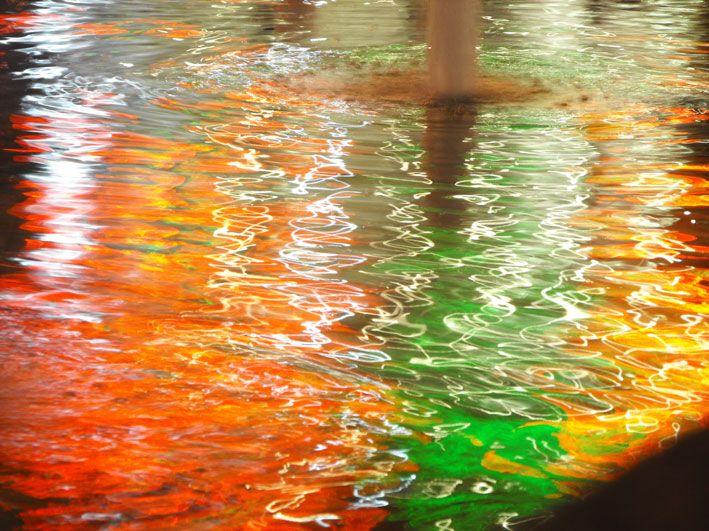 suyun ışıkla dansı zafer meydanı