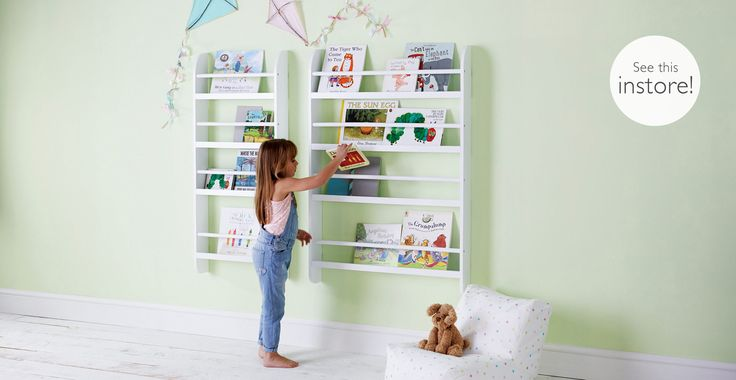 Greenaway Gallery Bookcase - White
