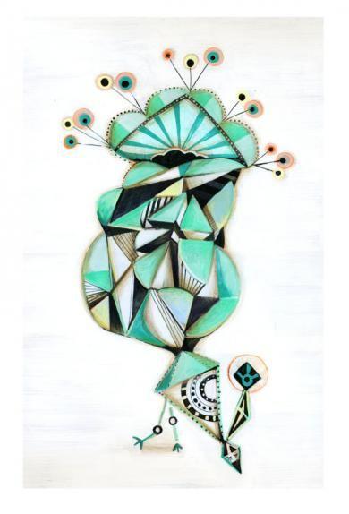 Sofie B�rsting - Bird Tail