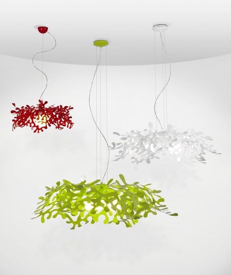 General lighting | Suspended lights | Leaves | Lumen Center. Check it out on Architonic