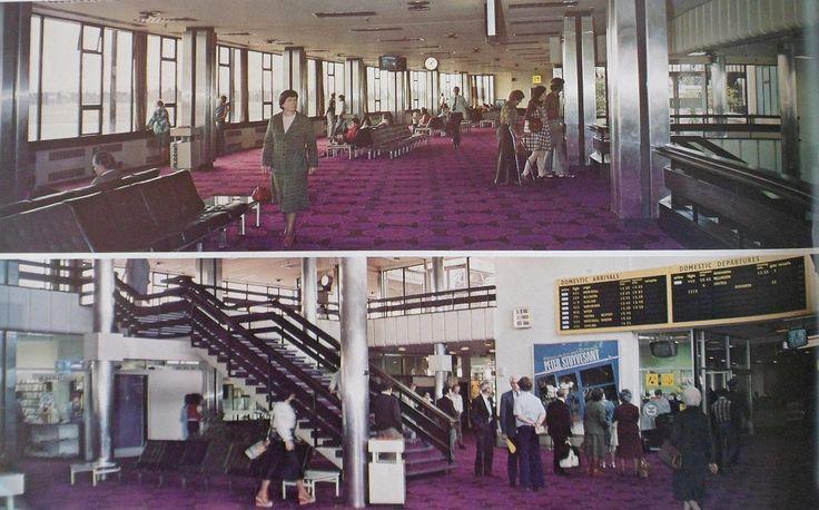 Christchurch International Airport.