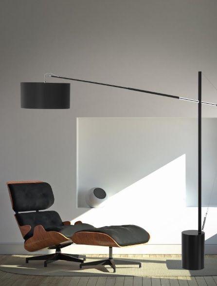 Φωτιστικό #δαπέδου από #μέταλλο και πλαστικό, με υφασμάτινο καπέλο κατάλληλο για το σπίτι αλλά και τον επαγγελματικό μας χώρο. Διατίθεται σε μαύρο και λευκό χρώμα για να ταιριάξει απόλυτα με το χώρο για τον οποίο θα το επιλέξετε. Δείτε λεπτομέρειες: http://kourtakis-lighting.gr/fotistika-floorlights-metal-wood-crystal-fotistika-indoor-diakosmisi/3858-fotistiko-monterno-dapedou-sidero-plastiko-yfasma-kapelo-40watt-traccia-41455402.html#/114-_-