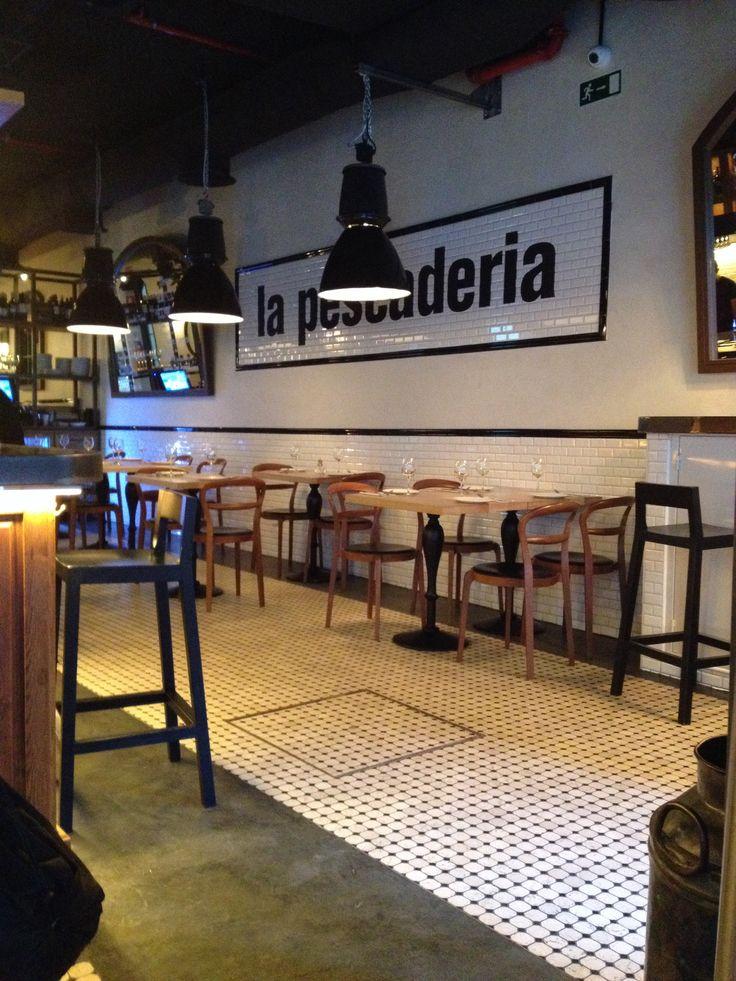 La pescaderia restaurant madrid