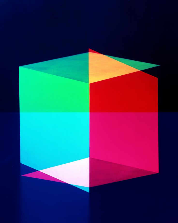 Cubes for Albers and LeWitt by Jessica Eaton who won the Photography Jury Grand Prize at the 27th International Festival of Fashion and Photography in Hyeres. She uses primary color filters and takes multiple exposures to create images not seen by the naked eye. via Diane Smyth, bjp-online.com #Photography #Jessica_Eaton #Hyeres_Festival #Cubes_for_Albers_and_LeWitt #J+Diane_Smyth #bjp: Artists, Cfaal 109, Multiplication Exposure, Colors, Cfaal109, Cubes, Jessicaeaton, Jessica Eaton, Geometry