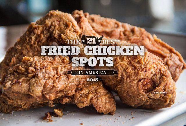The 21 Best Fried Chicken Spots in America