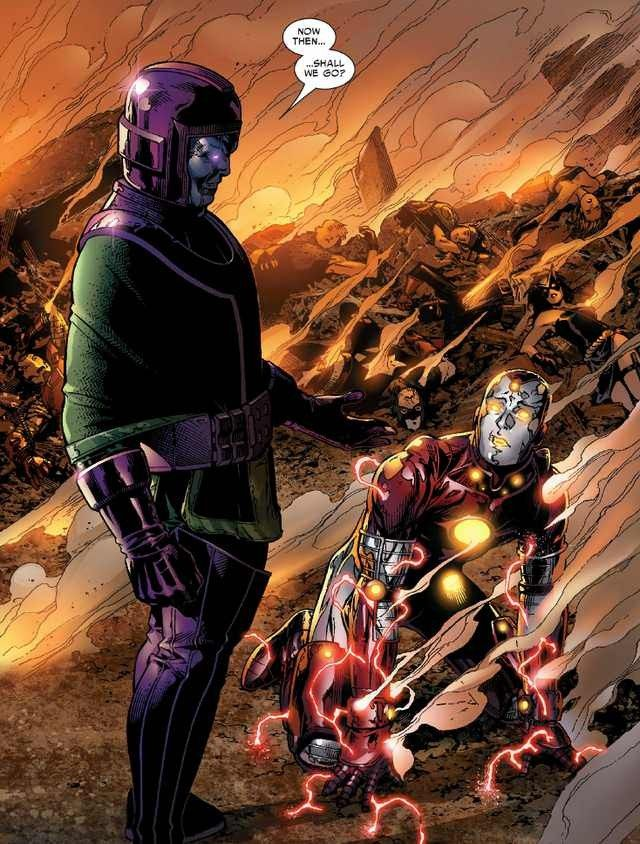 Image result for kang iron lad