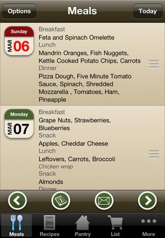 Die besten 25+ Meal planner app Ideen nur auf Pinterest ...
