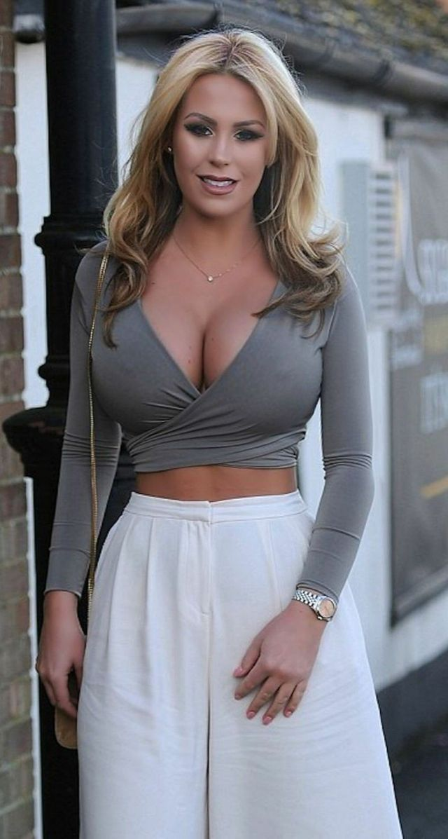 Talk sexy busty women pics picture