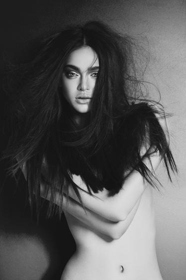 Model: Zenya@ Al Models NY  Photography: Yulia Gorbachenko  Hair: Greg Bitterman  Makeup: Sergey