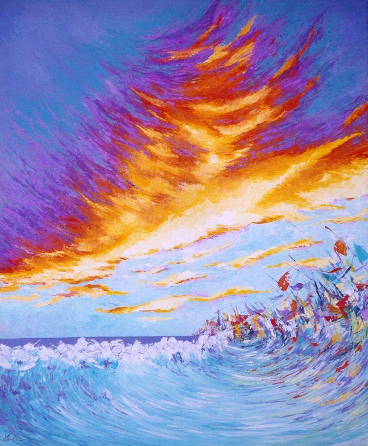 Paysages maritime