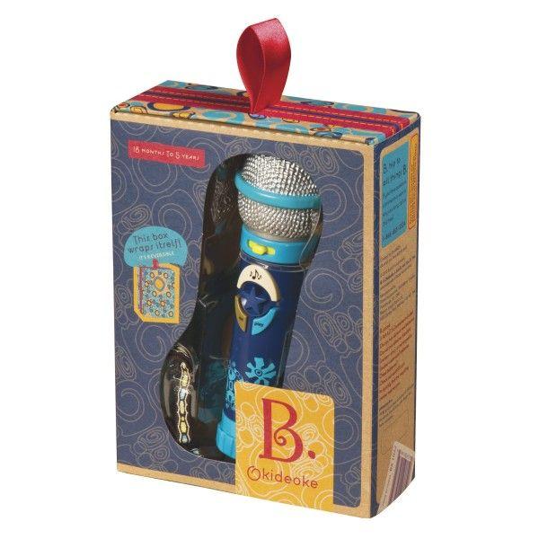 Tublu.pl: Mikrofon z funkcją nagrywania B. Toys