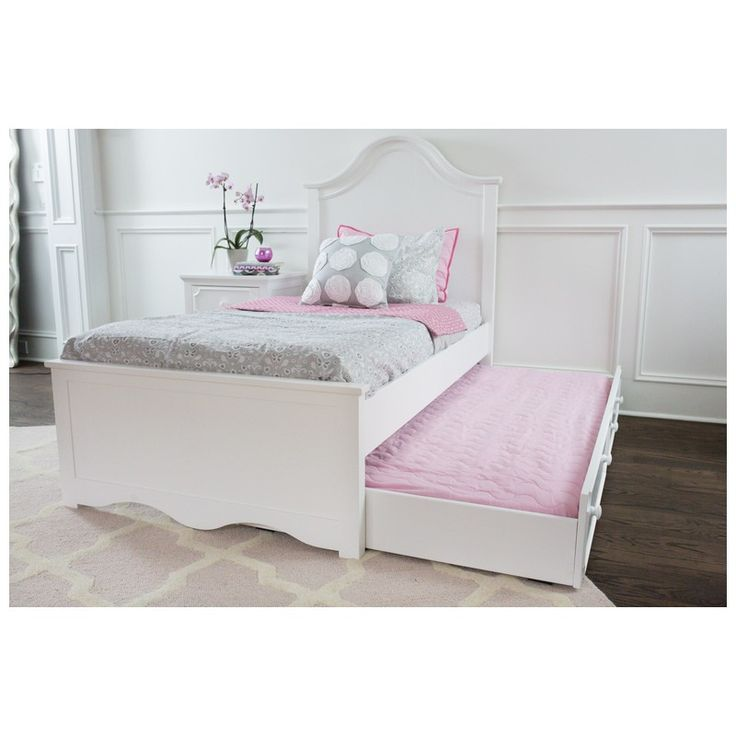 Profile Twin Bed with Trundle | Wayfair