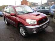 Toyota Rav-4 2.0 D-4D GX 5dr - TURBO DIESEL 4x4 - FULL HISTORY - STUNNING CONDITION - READY FOR WINTER - TOWBAR Estate Diesel RedToyota Rav-4 2.0 D-4D GX 5dr - TURBO DIESEL 4x4 - FULL HISTORY - STUNNING CONDITION - READY FOR WINTER - TOWBAR Estate Diesel Red at Premier Car Sales Barnsley