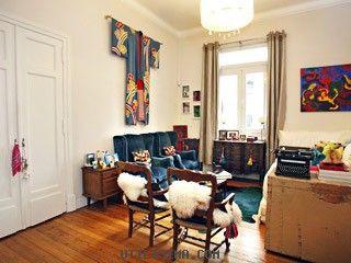 decoracin grandes ideas espacios chicos mono ambiente antiguo hogar pinterest