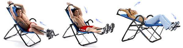 Ab Lounge exercises, Time To Start