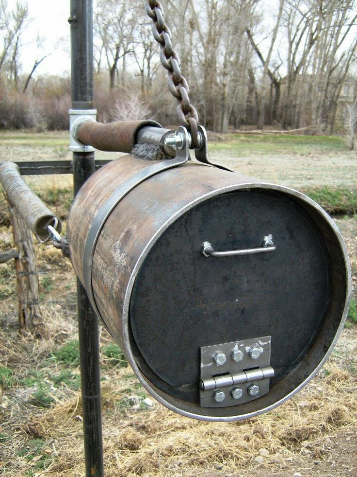 funky junk mailbox | Metal mailbox, Cool mailboxes, Funky junk  Funky Painted Mailboxes