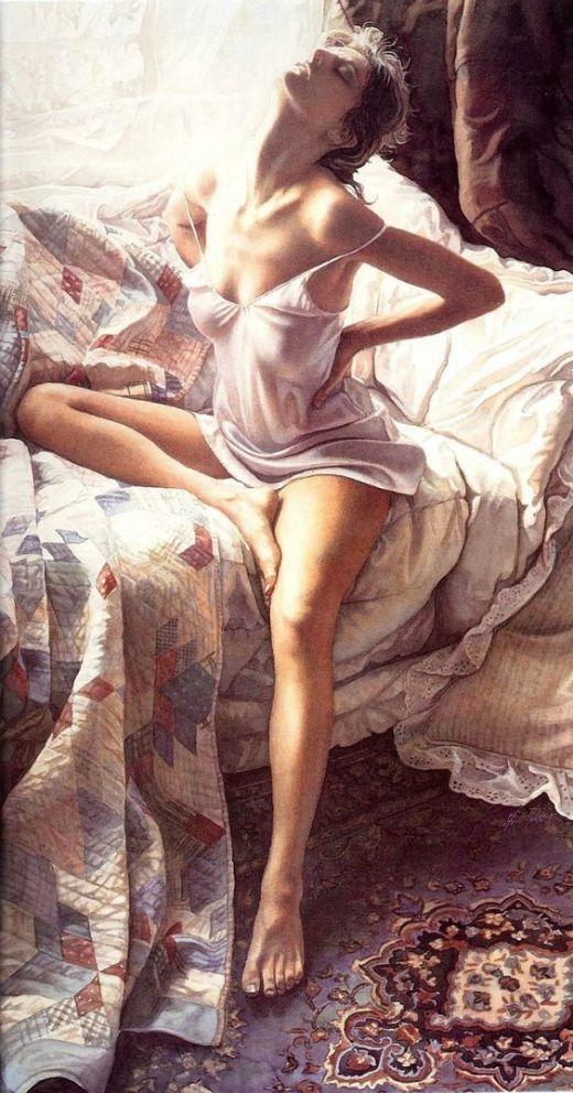 Мужской взгляд на женские тела