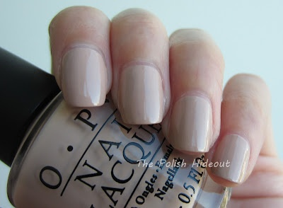 OPI Don't Pretzel My Buttons - Germany Collection