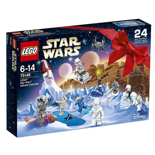 Early Look At Star Wars 2016 Advent Calendar