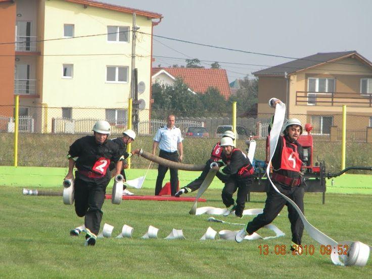 Concursuri profesionale pompieri civili