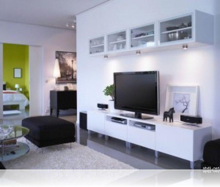 White Ikea Besta Design Ideas