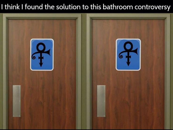 Bathroom Signs Edmonton inspiration 70+ bathroom sign controversy decorating design of 28