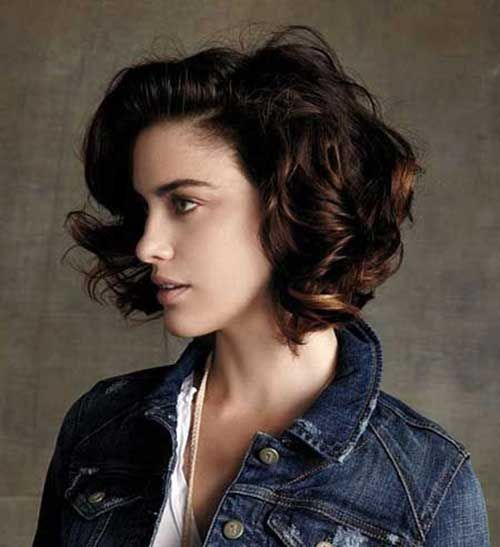 shaggy bob haircuts best 25 curly lob ideas on curly lob haircut 1301