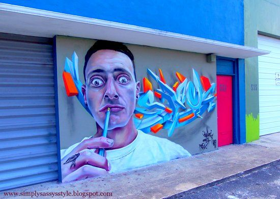 SSStyle!!! - Street Art by Smog One
