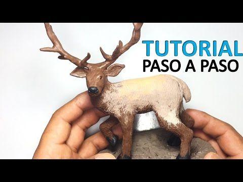 ★Como hacer un venado de plastilina paso a paso/How to make a deer with plasticine step by step - YouTube