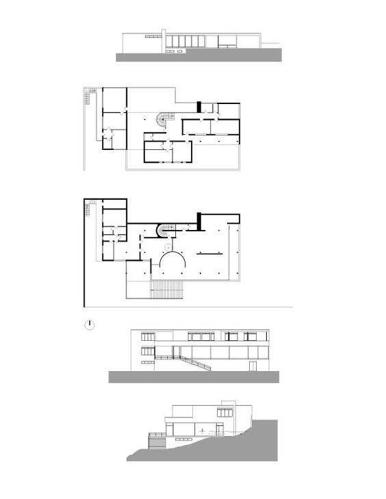 Tugendhat House - Mies van der Rohe