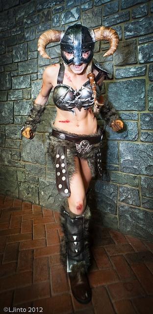 Katsucon Skyrim-5 #skyrim #dawnguard #hearthfire - http://videogamedirectory.net/?s=skyrim
