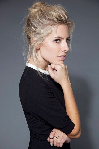 Mollie King From The Saturdays Signed To Next Models (Vogue.co.uk)