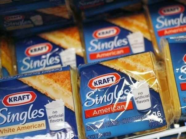 Kraft shares spike on reports it could get bought out