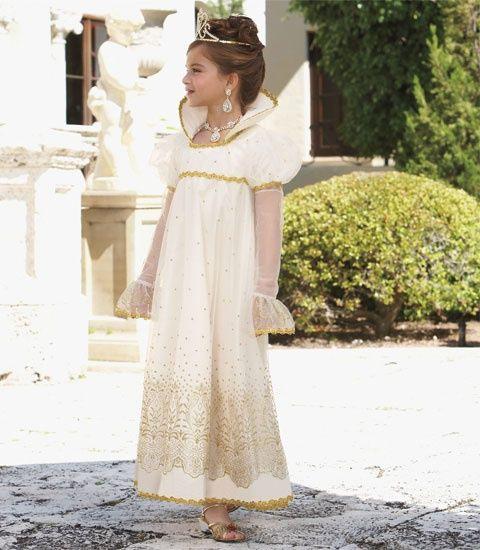 disfraz niña emperatriz josefina
