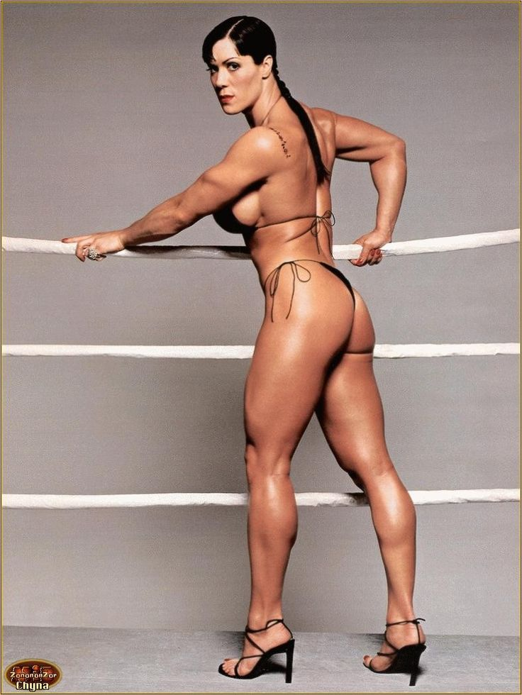 female wrestlers naked chyna