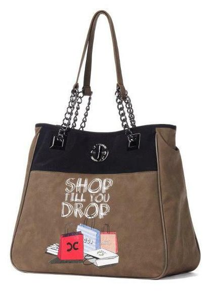 Le Pandorine - Borse - Shopping - Donna - CLASSIC2TONESSacchet - FASHIONQUEEN.NET    #Le Pandorine #Shopper #Fashionqueen