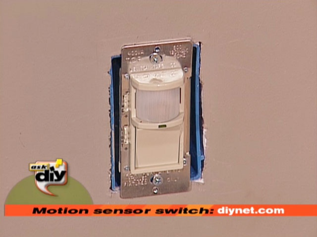 Amazing How to Install a Motion Sensor Light Switch