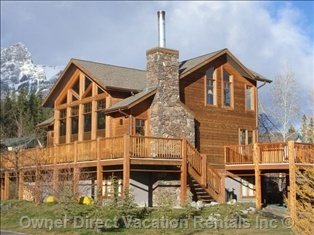 Canmore Furnished House Rental | Owner Direct