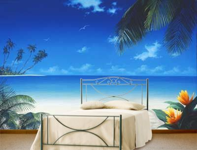 Wall Mural For Bedroom