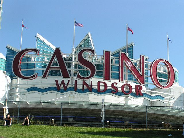 Casino Windsor is fast becoming it's most know attraction, but I have yet to enjoy the experience of losing my money there. :o)    If you like this shot, you should check out what my friends post in MiRea's Realm     If you like table games you can readeverything about it here.