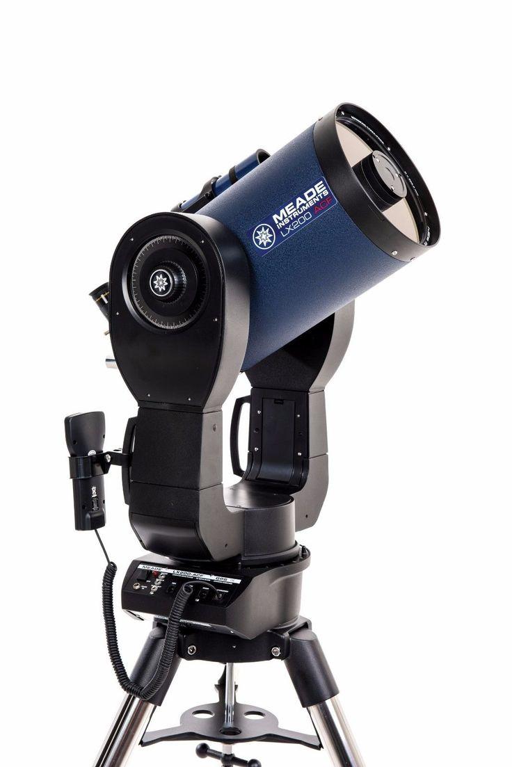 Meade 8-Inch LX200-ACF f/10 Advanced Coma-Free Telescope NEW