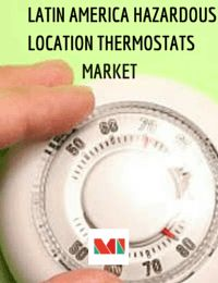 The Latin America hazardous location thermostats market is estimated to be worth USD 0.041 billion in 2016 and is projected to grow at a CAGR of 7.69% during the forecast period to reach USD 0.060 billion by 2021.