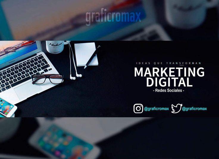 Deja en nuestras manos el manejo de tus redes sociales..- y enfócate en tu negocio.  Todo en #Banners #flyer #TarjetaDePresentacion #Etiqueta #Post #Logos  #BrandingGraficromax #DiseñosGraficromax #SanCarlosCojedes  Comprometidos desde el desarrollo de todo el  diseño de su #marca el social manager todo el  manejo de las #redes sociales y los diseños de interior para tu negocio.  #Escribenos al  #Wasap : (58) 0416-9071465