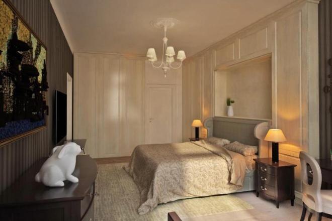 темные стены в спальне - Поиск в Google